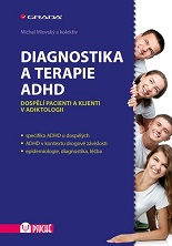 Cover of Diagnostika a terapie ADHD