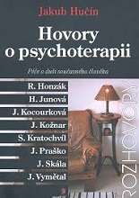 Cover of Hovory o psychoterapii