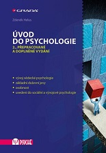 Cover of Úvod do psychologie